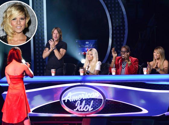 Kimberly Caldwell, American Idol