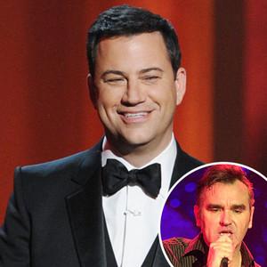 Jimmy Kimmel, Morrissey