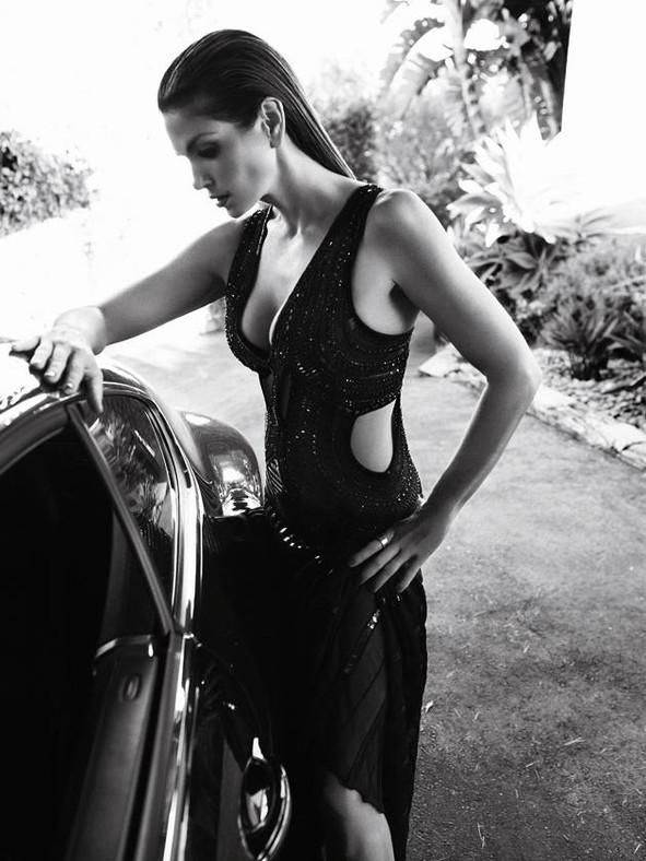 Cindy Crawford, Haper's Bazaar