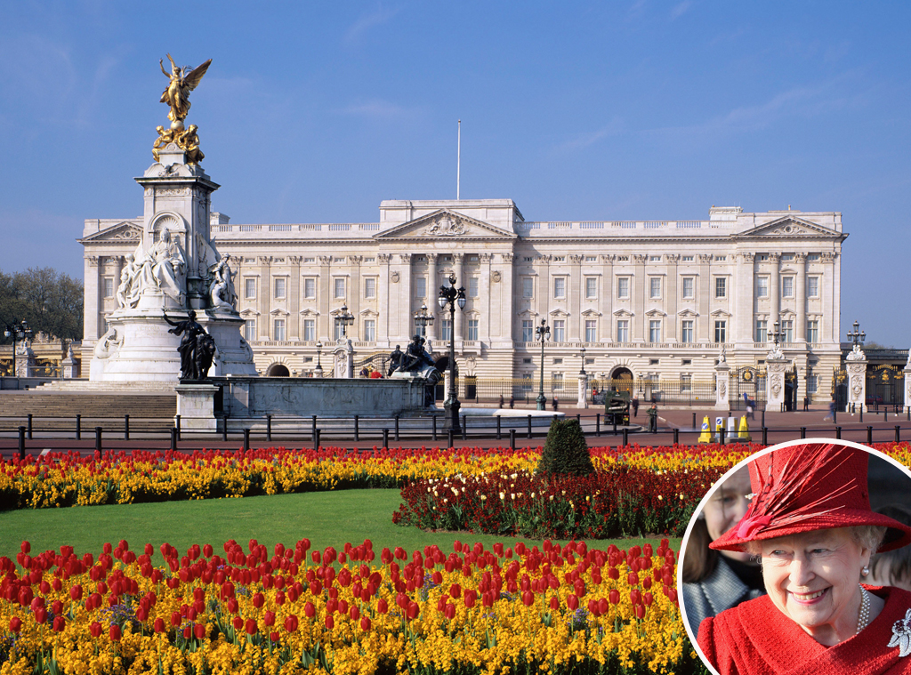 British royal real estate palaces and other places the for Buckingham choice floor plans