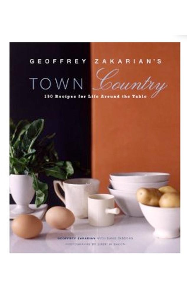 Geoffrey Zakarian Book