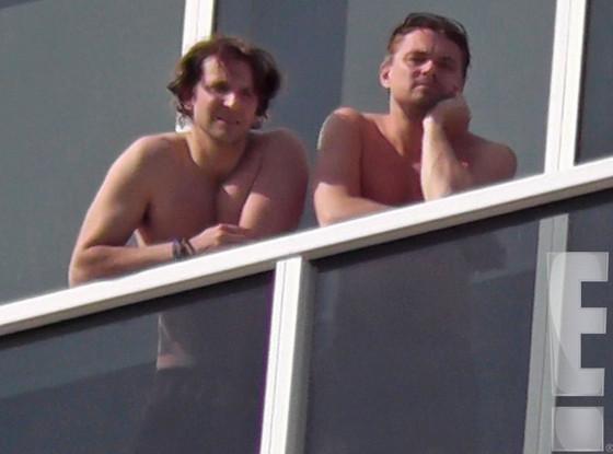 Leonardo DiCaprio, Bradley Cooper
