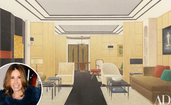 Madeline Stuart, Oscar Green Room