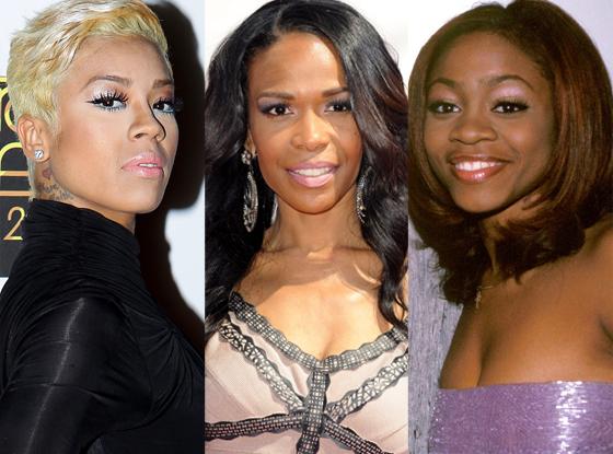 Keyshia Cole, Michelle Williams, Latavia Roberson