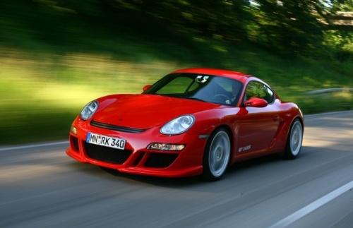 Porsche S Cayman
