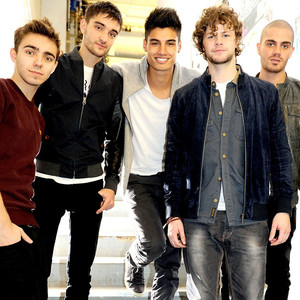 The Wanted, Nathan Sykes, Tom Parker, Siva Kaneswaran, Jay McGuiness, Max George