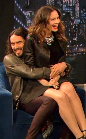 Russell Brand, Katharine McPhee, Jimmy Fallon Show