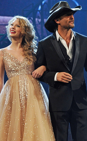 Taylor Swift, Tim McGraw