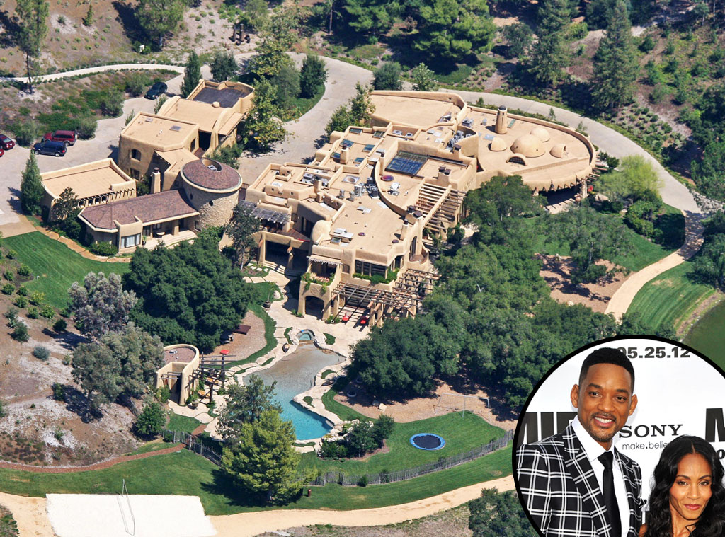 ¿Cuánto mide Will Smith? - Altura - Real height 1024.CelebHomes.WJSmith.mh.020613