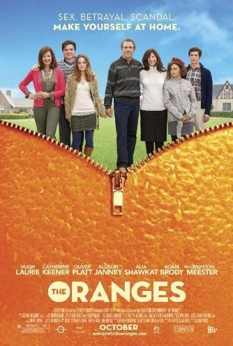 Adam Brody, Leighton Meester, The Oranges