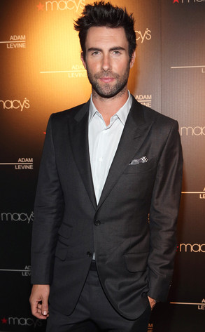 Adam Levine, Fragrance Launch