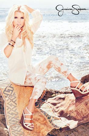 Jessica Simpson, Collection Ad
