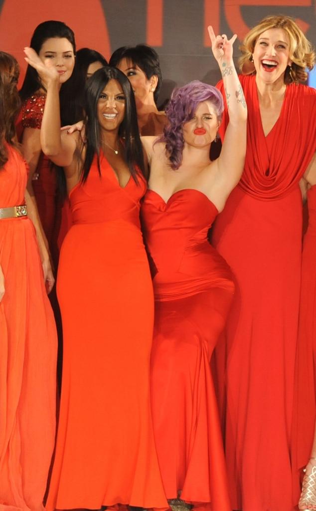 Minka Kelly, Kendall Jenner,  Kylie Jenner, Toni Braxton, Kelly Osbourne, Brenda Strong, Torah Bright