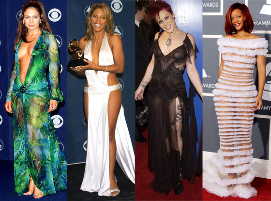 Jennifer Lopez, Toni Braxton, Pink, Rihanna