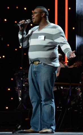 Micah Johnson, American Idol