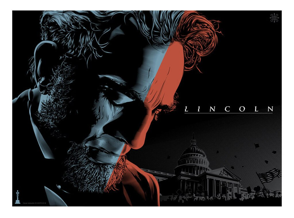 LINCOLN, Oscar Commission Poster