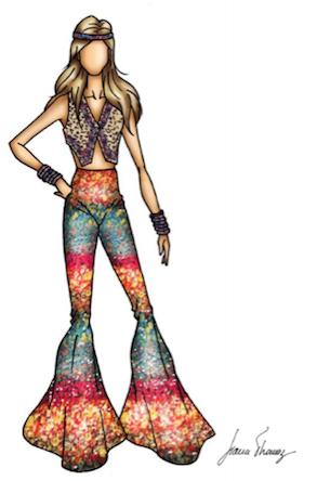 Claudia Leitte, figurino, Carnaval