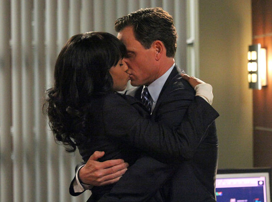 Tony Goldwyn, Kerry Washington, Scandal