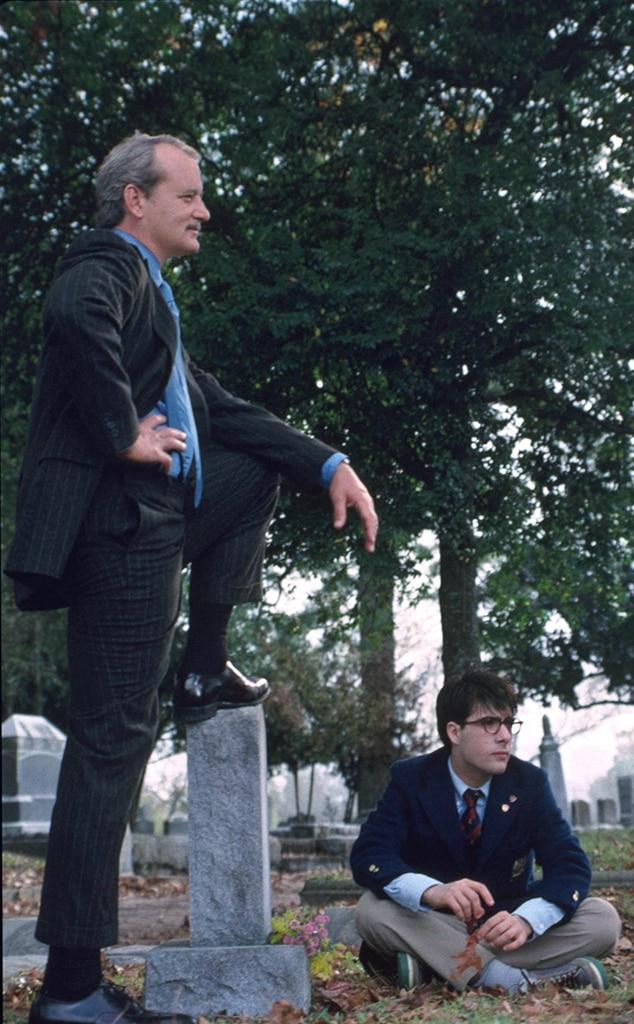 Bill Murray, Jason Schwartzman, Rushmore
