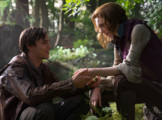 Nicholas Hoult, Eleanor Tomilson, Jack and the Giant Slayer