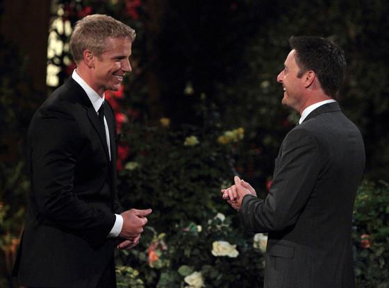 Sean Lowe, Chris Harrison, The Bachelor