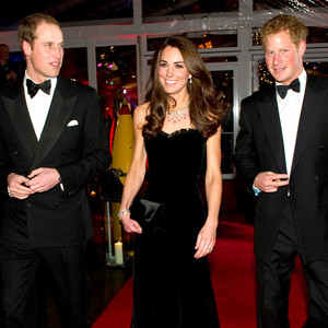 William, Duke of Cambridge, Catherine, Duchess of Cambridge, Prince Harry, Kate Middleton