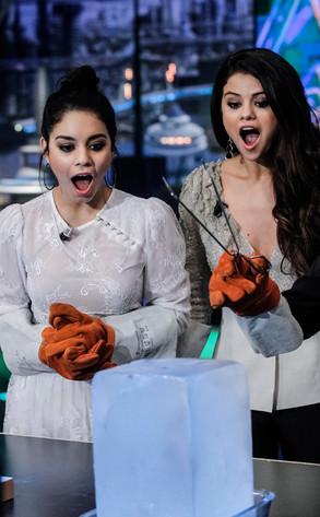 Selena Gomez, Vanessa Hudgens