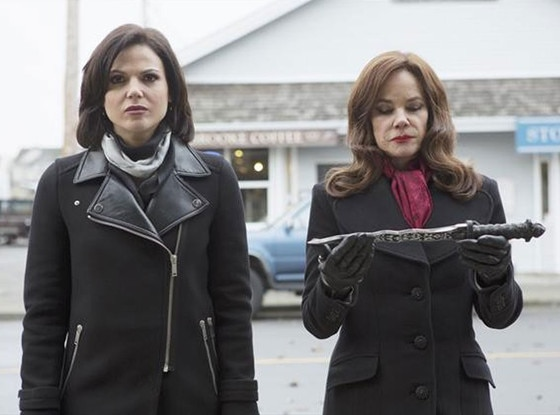 Once Upon A Time, LANA PARRILLA, BARBARA HERSHEY