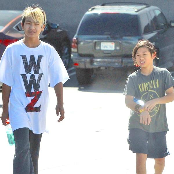 Children Boys Maddox Street Heights