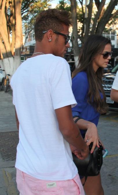 Neymar, Bruna Marquezine
