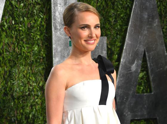 Natalie Portman, 2013 Vanity Fair Oscar Party