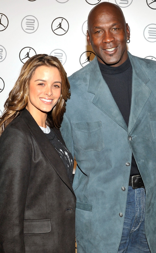 Michael Jordan and Wife Expecting Twin Girls! - E! Online