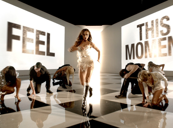 Dancing with the Stars, Music Video, Feel this Moment