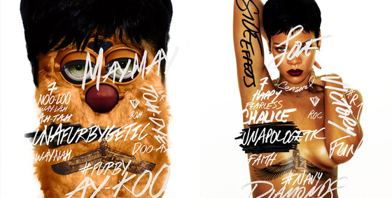 Furby, Rihanna