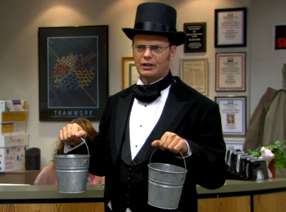 Rainn Wilson, The Office