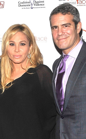 Adrienne Maloof, Andy Cohen