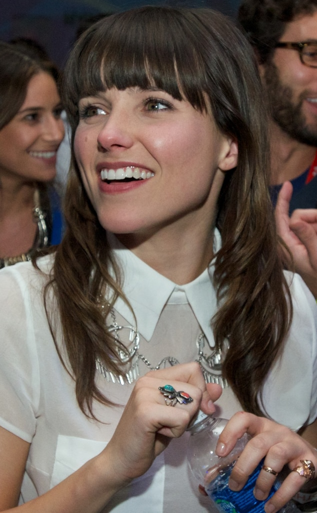 sophia bush from 2013 sxsw star sightings e news