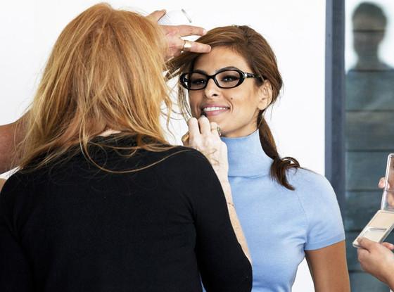 Eva Mendes, Vogue Eyewear