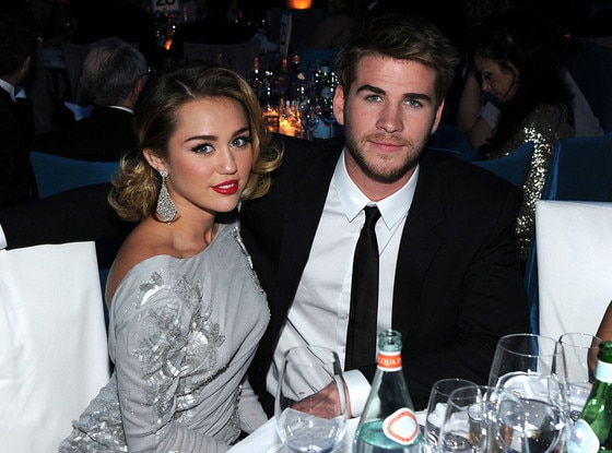 Who is miley cyrus dating november 2011