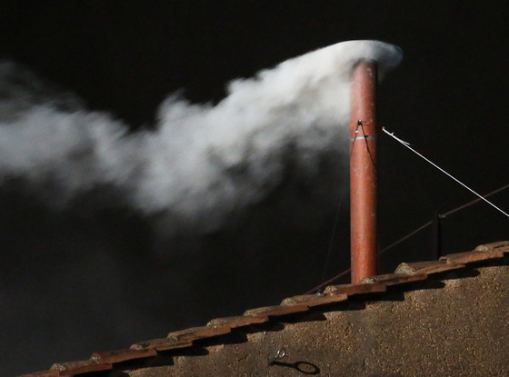 White Smoke, Vatican, New Pope