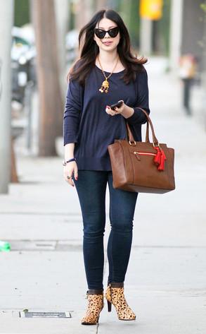 Michelle Trachtenberg, Handbag