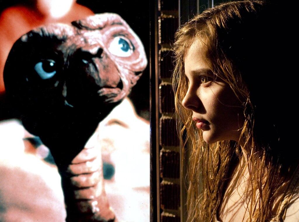 Chloe Moretz Grace, E.T.