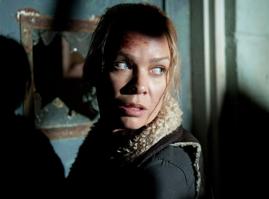 Laurie Holden, The Walking Dead