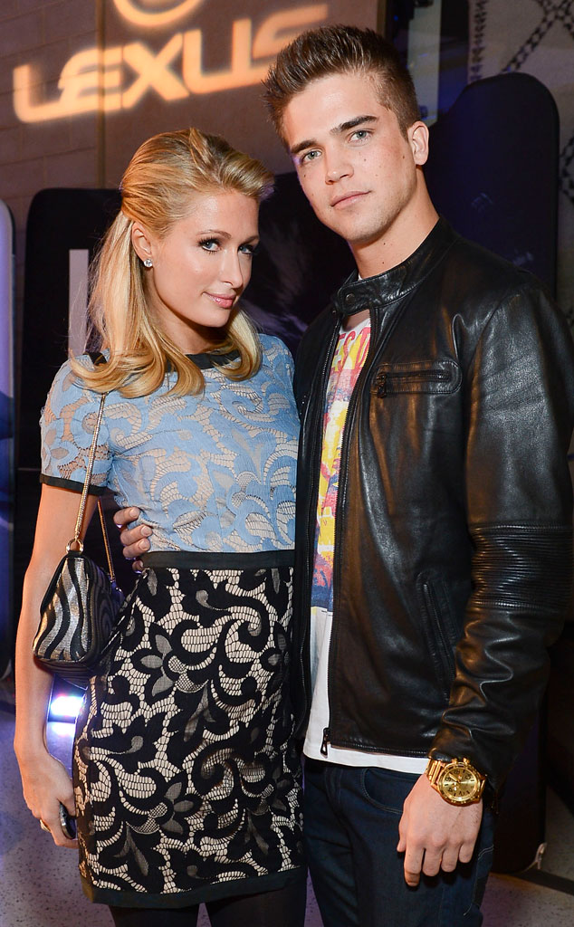 Paris Hilton, River Viiperi