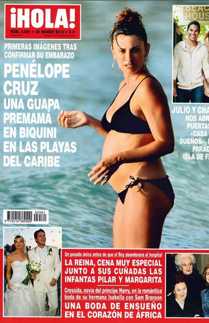 Penelope Cruz, Hello