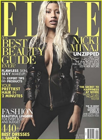 Nicki Minaj, Elle