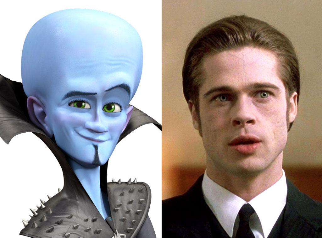 Will Ferrell, Mega Mind, Brad Pitt, Interview with a Vampire