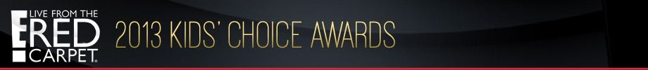 LFRC 2013 Kids Choice Awards Category Header