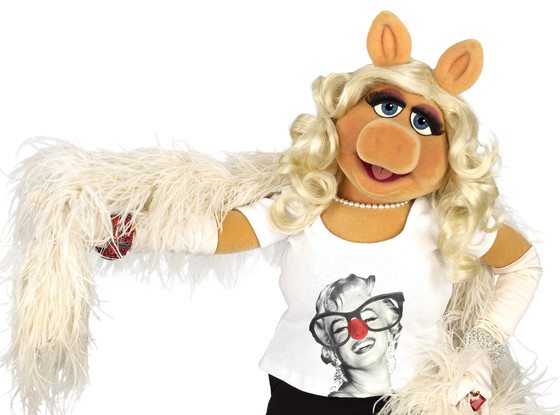 Miss Piggy, Red Nose Day