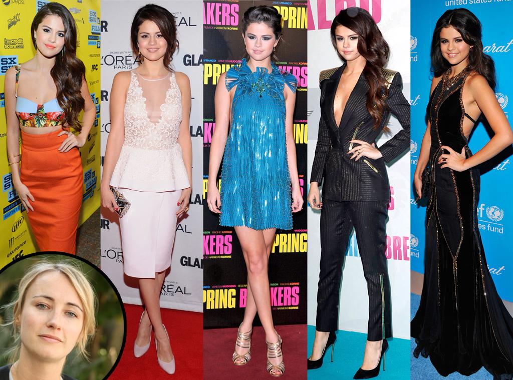 Selena Gomez S Stylist Dishes On Spring Breakers Star S Fashion Evolution E Online